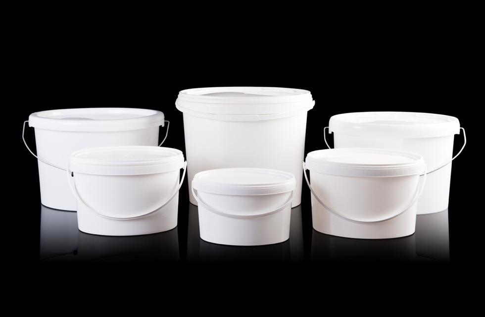 Plastic pails bark verpakkingen b v for Plastic verpakkingen