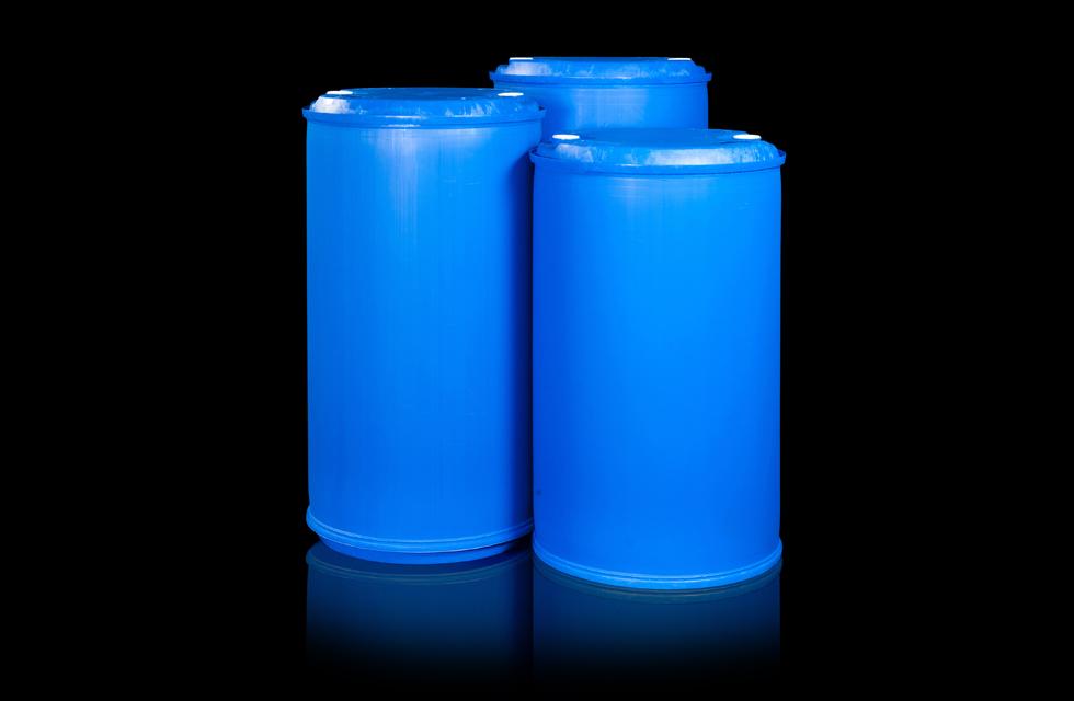 Plastic vaten