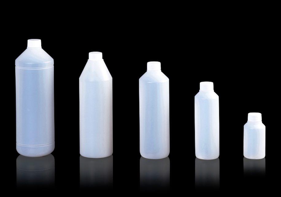 Kunststof Flessen